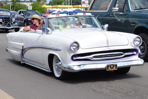 1952-54 Ford Convertible custom