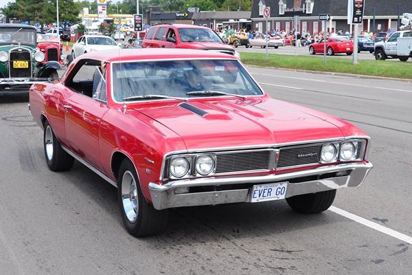 1967 Acadian Beaumont Sport Deluxe
