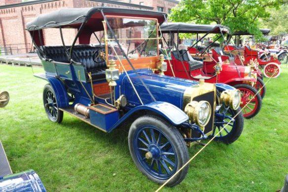 1907 Ford Model K Touring RF