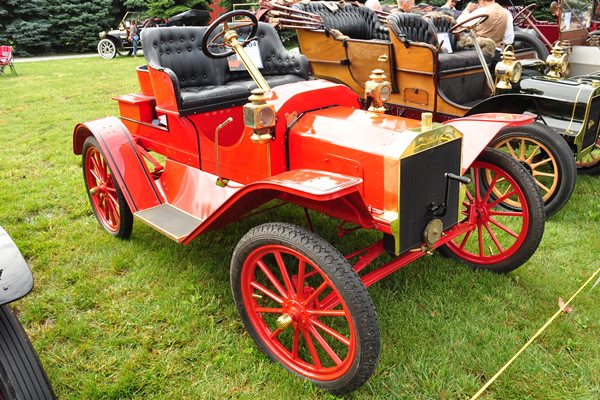 1908 Ford Model S  Bruce Balough