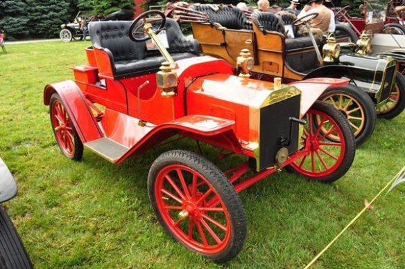 1908 Ford Model S Bruce Balough