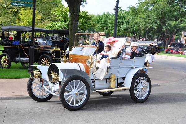 1909 Franklin G Touring Christine Gray
