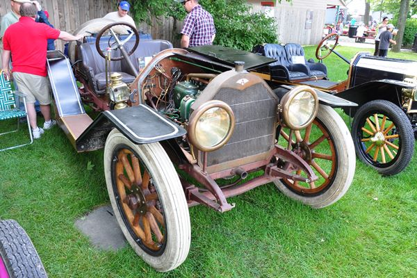 1912 Abbott-Detroit 44 Wayne Coffman