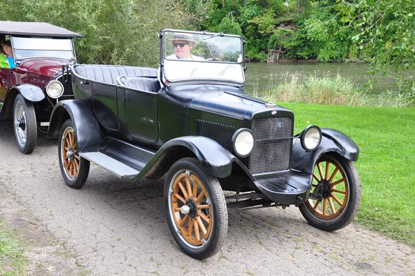 1920 Overland Four Touring