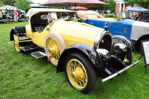 1923 Kissel 6-45 Gold Bug Speedster Ronald Hausmann