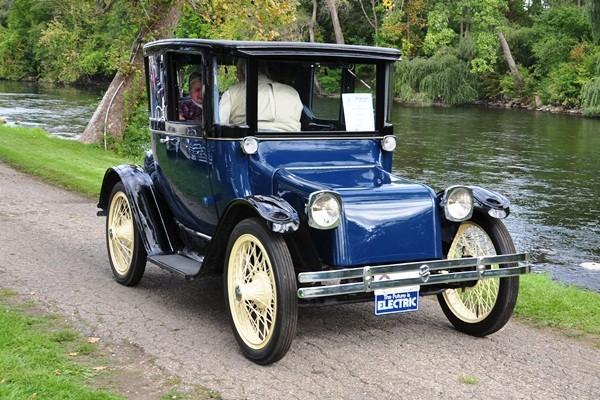 1925 Detroit Electric Jack Beatty