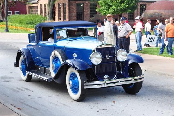 1929 Cadillac V8 341B Jeffrey Ozan