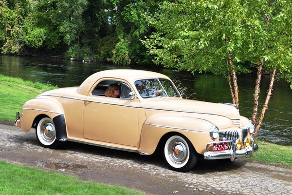1941 DeSoto Business Coupe Joe Moss