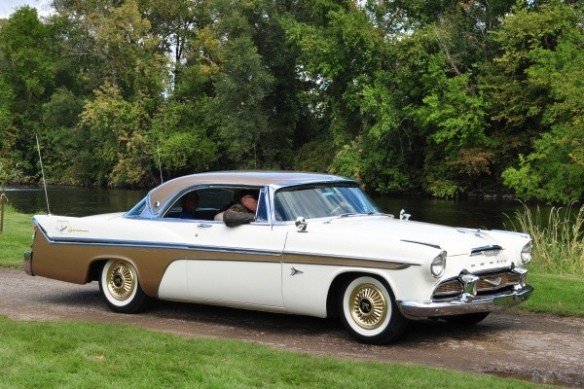 1956 DeSoto Adventurer Hardtop Richard Kamm
