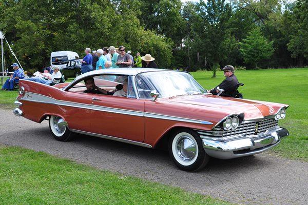 1959 Plymouth Sport Fury Hardtop Dick Cervi