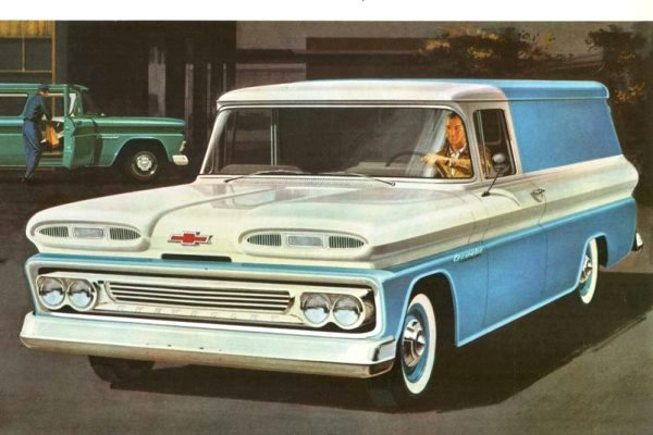 1960 Chevrolet panel