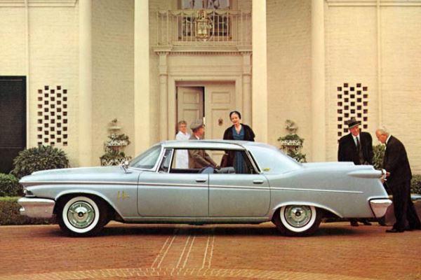 1960 Chrysler Imperial LeBaron Southampton