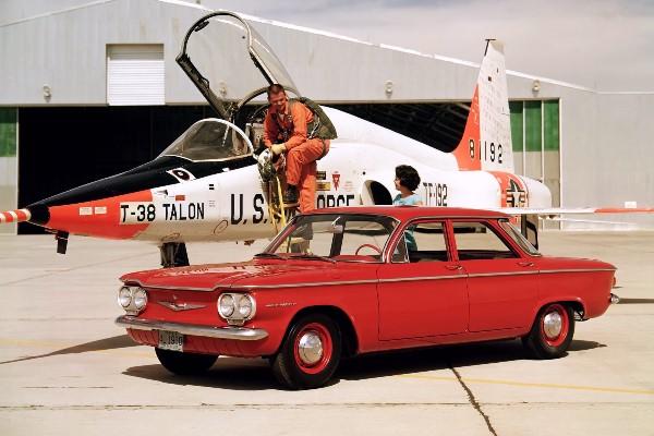 1960 Corvair 700 Sedan