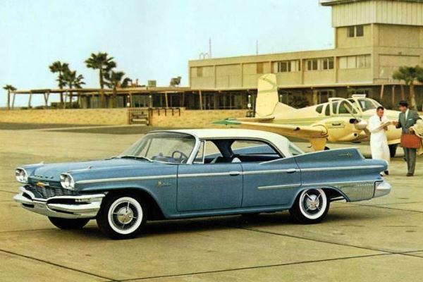 1960 Dodge Matador Hardtop Sedan