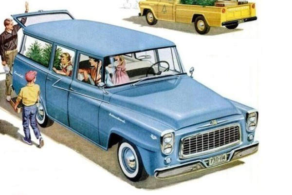 1960 International Travelall