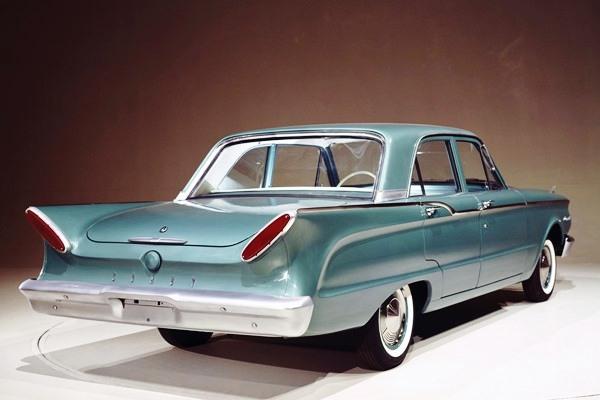 1960 Mercury Comet