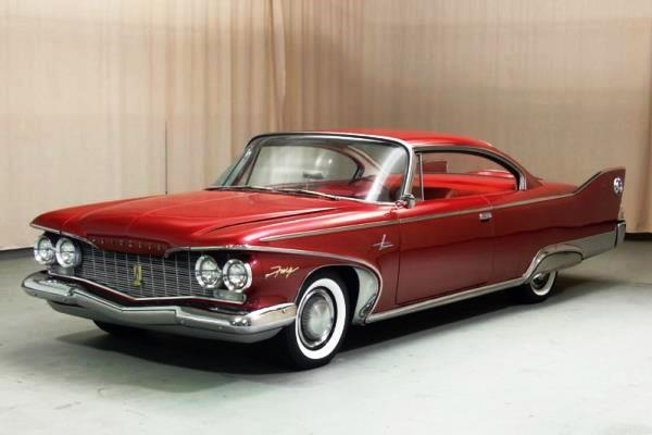 1960 Plymouth Fury Hardtop