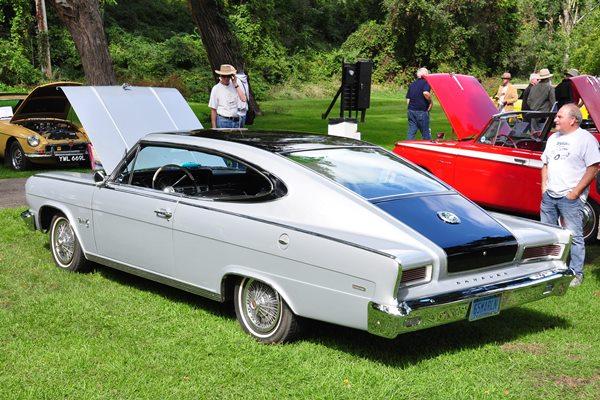 1965 AMC Marlin Thomas Upton LR