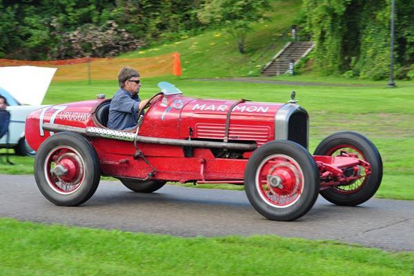 Buck Mook 1928 Marmon Speedster