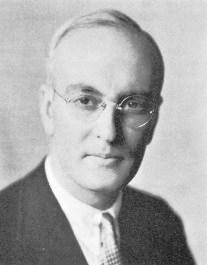 Frank Spring in 1931