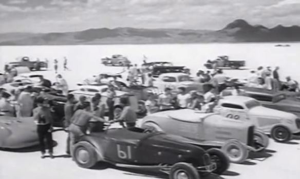 Bonneville nats 1951