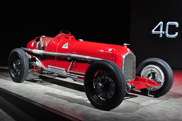 1932 Alfa Romeo GP Tipo B P3 monoposto
