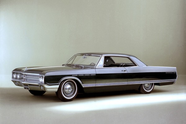 1965 Buick Electra 225 Two-Door Hardtop