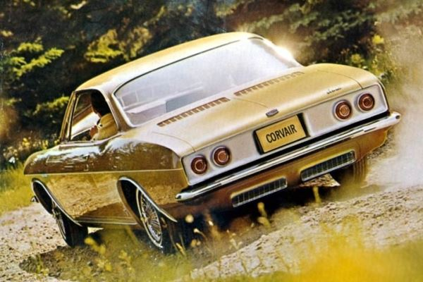 1965 Chevrolet Corvair Sport Coupe