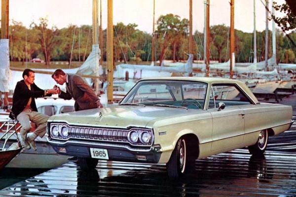 1965 Dodge Polara 2D Hardtop