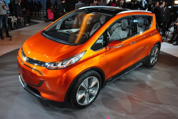 Chevy Bolt Concept