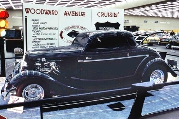 1981 Bob Tiano 1934 Ford Coupe