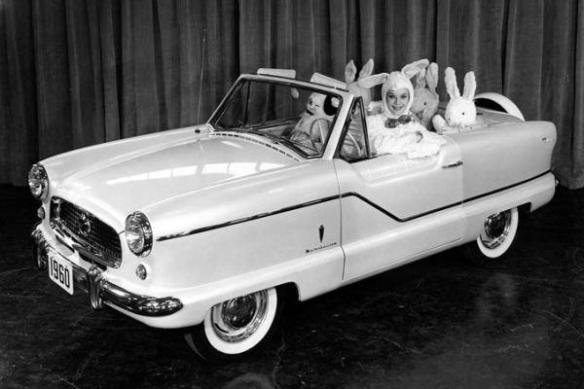1960 AMC Metropolitan Fifth Avenue LF