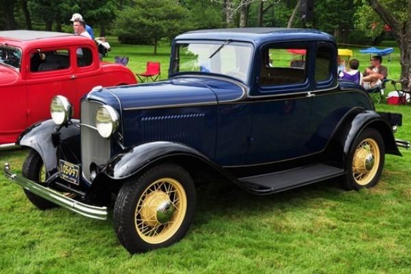 Lynn Stringer 1932 Ford Model B Standard Coupe B-45