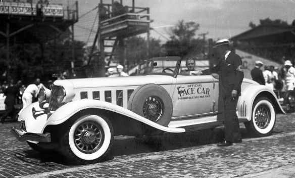 1933 Chrysler Imperial Custom Eight Convertible Roadster