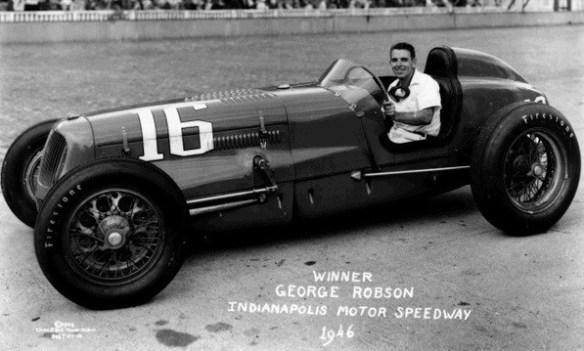 1946 Indy winner George Robson