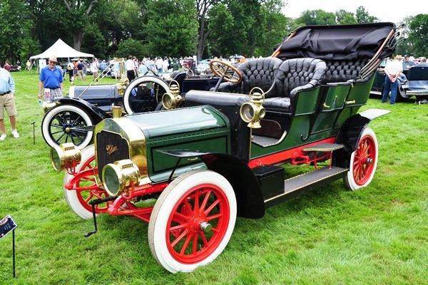 1907 Dolson Model H Touring Joseph Pray