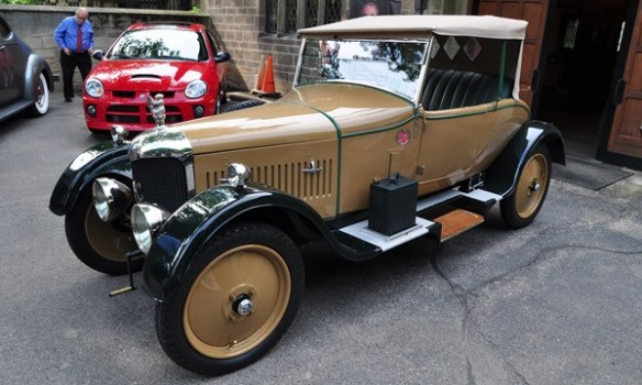 1926 AC 12-24 Royal Roadster Stahl's Automotive Foundation