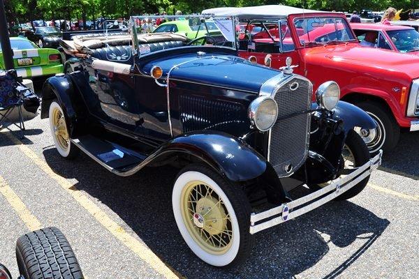1931 Ford Model A Roadster Edwin Cwinka