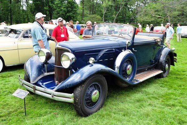1932 Reo Royale Convertible Coupe James R. & Pamela Neal