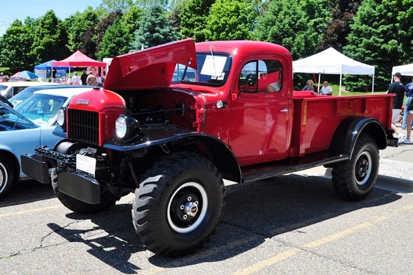 1948 Dodge Power Wagon Austin Potter