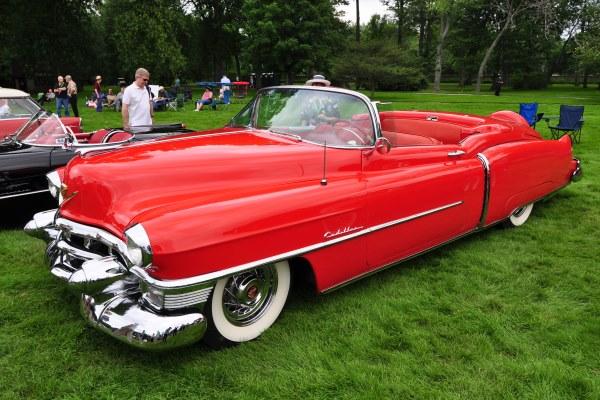 1953 Cadillac Eldorado Neal & Lois Porter