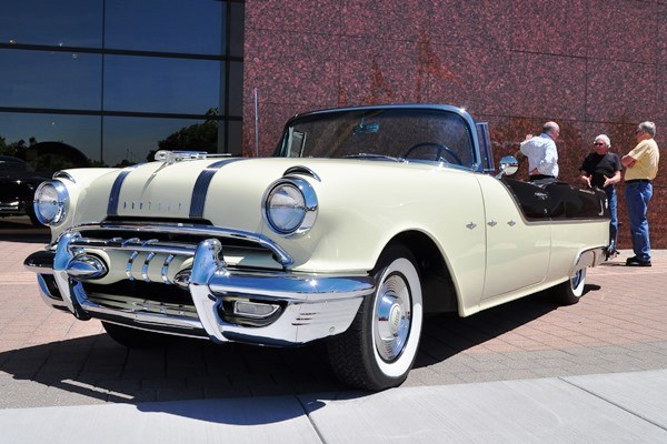 1955 Pontiac Star Chief Convertible Rod Dotten