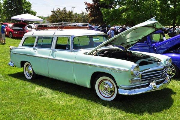 1956 Chrysler Windsor Station Wagon Bob Ford