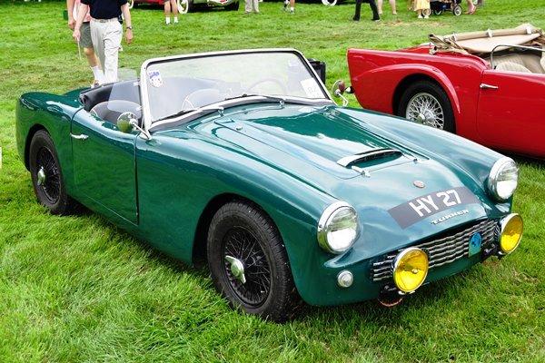 1963 Turner Mk III Sports Roadster John Ruth