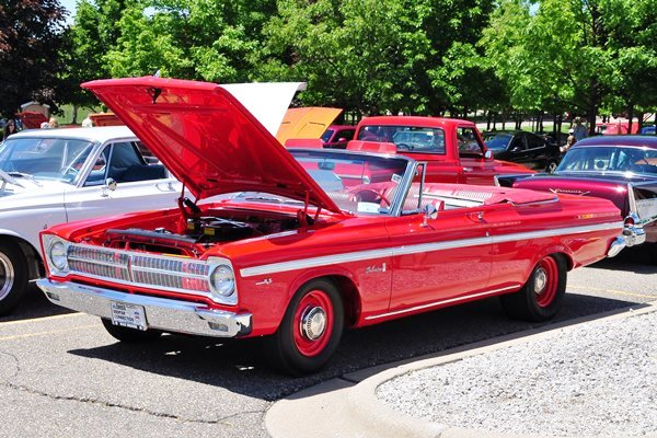 1965 Plymouth Belvedere Convertible