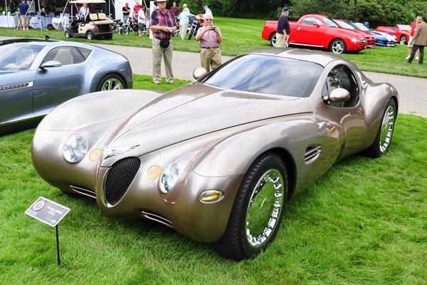 1995 Chrysler Atlantic Concept Fiat Chrysler Automobiles