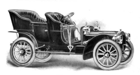 1906 Wayne Model K