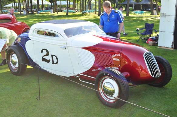 1934 Ford Pierson Bros. Coupe