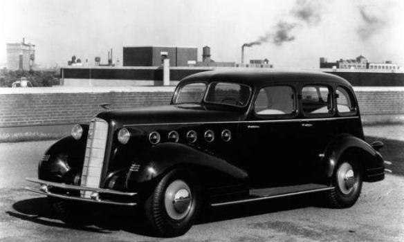 1934 LaSalle Sedan