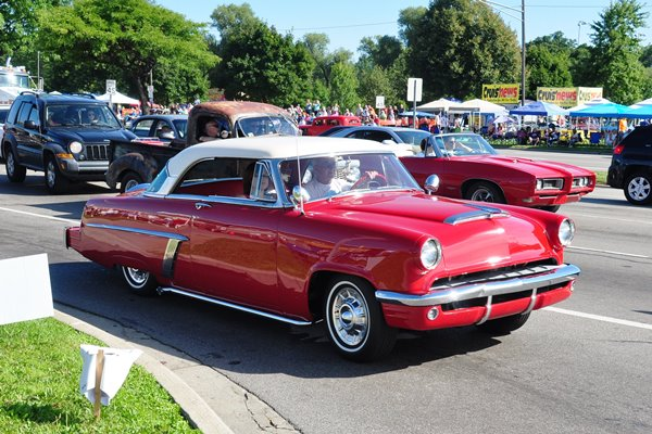 1952 Mercury hardtop custom